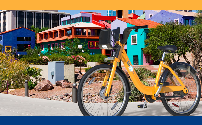 Tucson's Tugo Bike Share Program Launches!