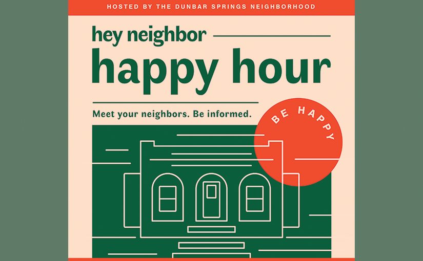 Hey Neighbor Happy Hour III