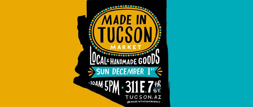 Made in Tucson Market, Dec 2019